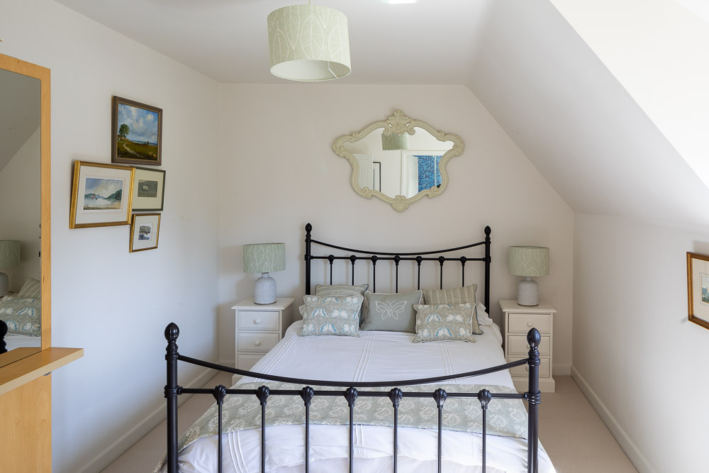 Bedroom 4 of Large Self-Catering Cottage in Bucks